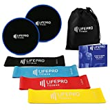 LifePro – Premium 80 Day Obsession Equipment with Home Exercise Videos & eBook for Beachbody (Loops and Sliders Set) Review