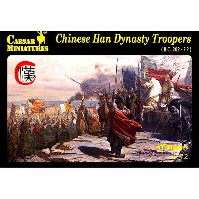 - Caesar Miniatures H043 Figurine Chinese Han Dynasty Troopers