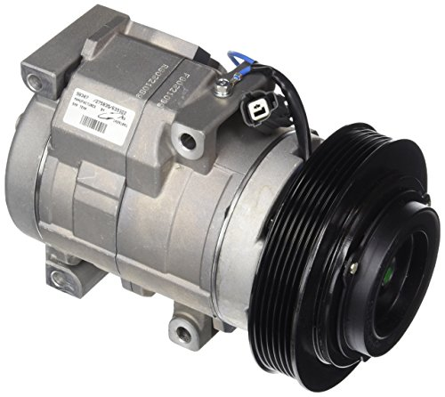 Four Seasons Air Conditioning - Four Seasons 98307 New A/C Compressor with Clutch