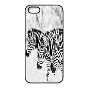 Custom Zebra Plastic Case, DIY Zebra Case for iPhone 5,5S