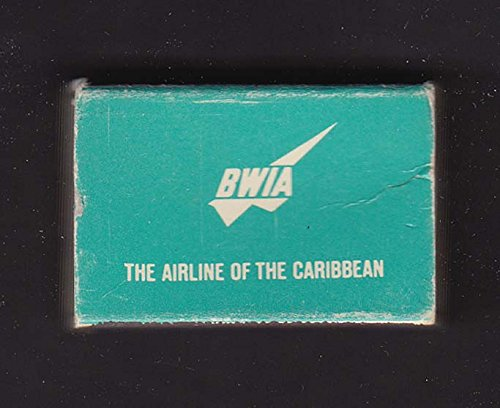 dian Airways The Airline of the Caribbean matchbox ()