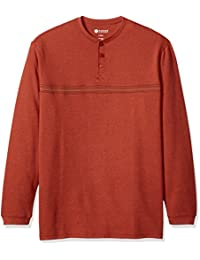 Men's Big and Tall Long Sleeve Hi-Definition Ottoman Knit...