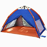Qwest Instant Beach Tent Camping Canopy Outdoor Shelter Sun Portable Shade