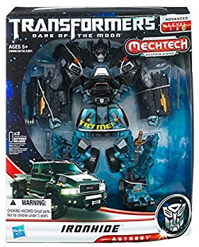 Leader Moon IronhideAmazon Of Dark The Mechtech es Transformers drCBoeWx