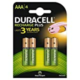 16x Duracell Plus AAA Triple A 750mAh Rechargeable Battery Batteries 81364750