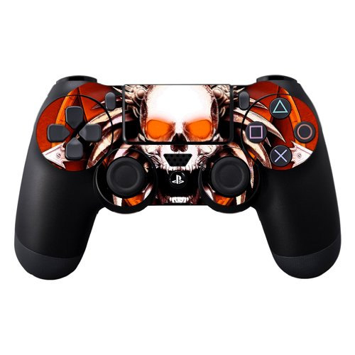 Protective Vinyl Skin Decal Cover for Sony PlayStation DualShock 4 Controller wrap sticker skins Chaos