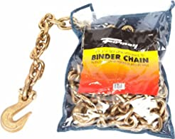 Forney 70398 Binder Chain, 3/8-Inch-by-1...
