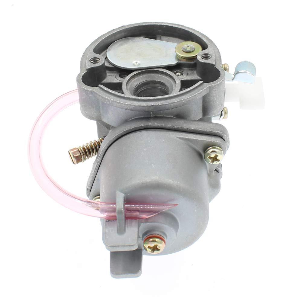 QAZAKY Carburador Carb para 43Cc 47Cc 49Cc Mini Moto Quad ATV ...