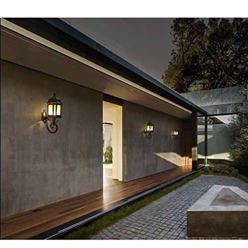 Luminaire Murale Jardin De Yyf Étanche Applique D'extérieur TOkiuPXZ