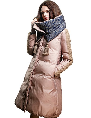 Quilted Vintage Coat - 8