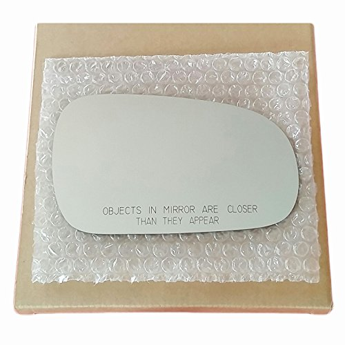Mirror Glass and Adhesive 90-93 Accord / 94-01 Integra / 92-94 Vigor Passenger Right Side Replacement Acura Integra Door Mirror