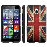 [ArmorXtreme] Case for Microsoft Lumia 640 XL/ Nokia 640 XL Lumia [Designer Image Shell Hard Cover Case] - [England...