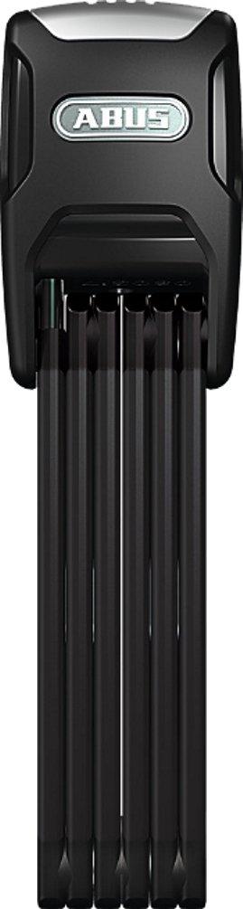 ABUS Bordo Alarm 6000 Key Folding Lock Black, 90cm