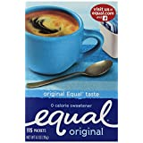 Equal Packets, 115-Count Packages (Pack of 12)