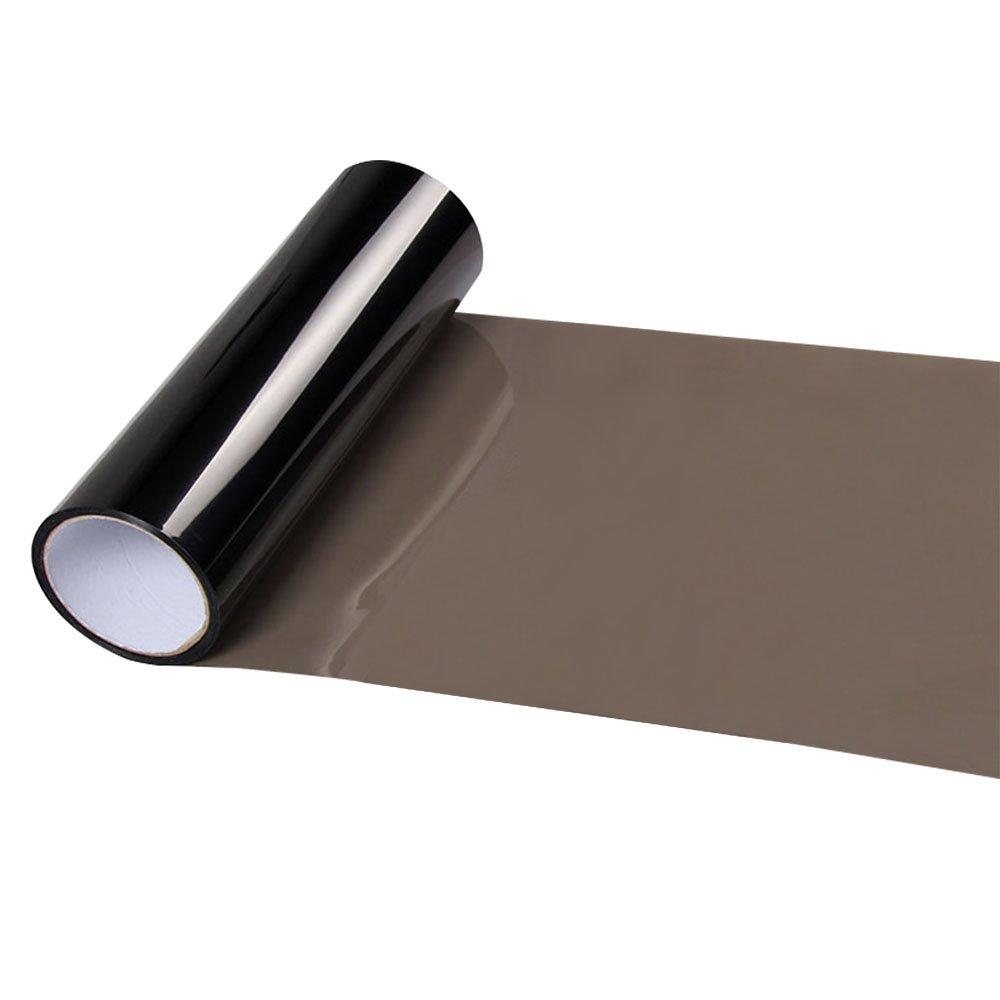 KKmoon L/ámina para Coche Faros Vinilo Tinte Adhesiva Impermeable
