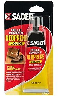 Sader Colle Néoprène Multi Usages En Aérosol Opaque 500 Ml