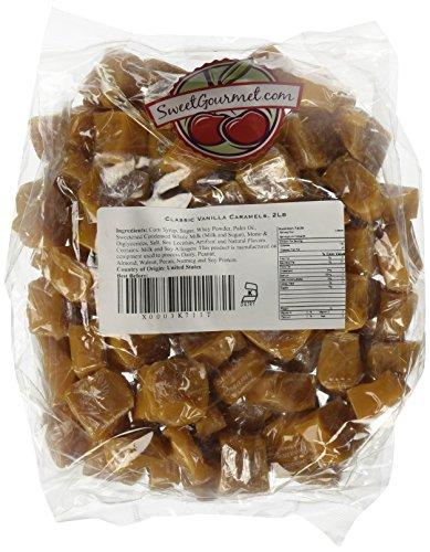 Wrapped Vanilla Caramel Squares Pound product image
