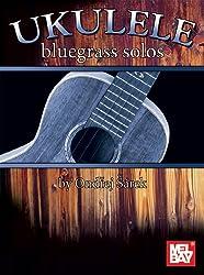 Sarek Ondrej Ukulele Bluegrass Solos Uke Book