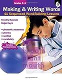 Making and Writing Words, Grades 2-3, Roger Heym and Timothy Rasinski, 1425804020