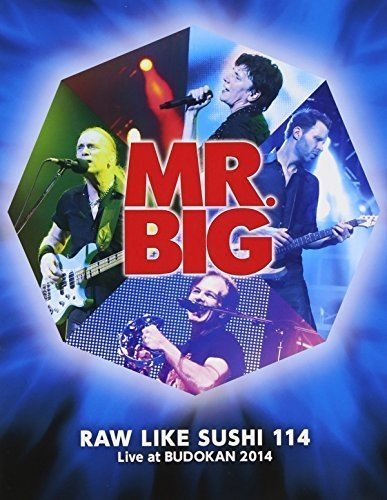 Blu-ray : MR.BIG - Raw Like Sushi 114+112 Deluxe Edition (Japan - Import)