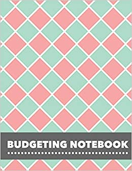 budgeting notebook monthly and weekly budget planner with income