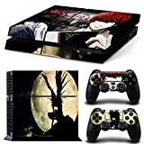 EBTY-Dreams Inc. - Sony Playstation 4 (PS4) - Death Note Anime Yagami Light L Lawliet Ryuk Vinyl Skin Sticker Decal Protector