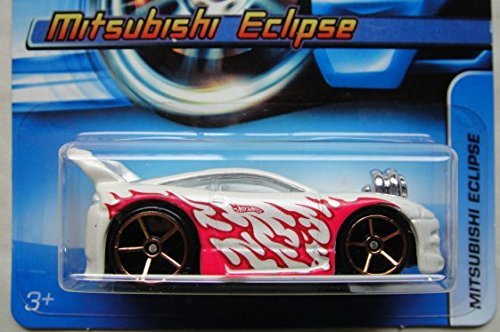 mitsubishi eclipse hot wheels - 3