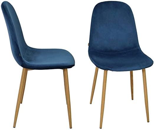 ZONS Lot DE 6 Stockholm Chaise SCANDINAVE