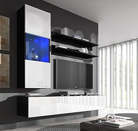 muebles bonitos Mobile soggiorno - parete da soggiorno moderno ...