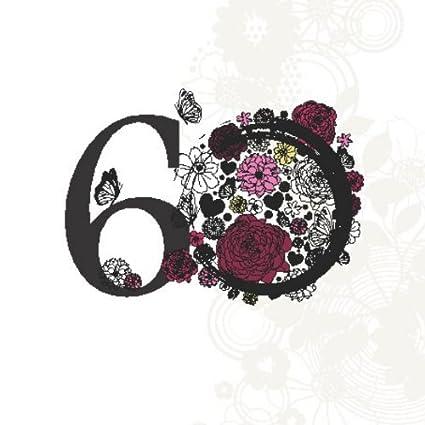 Twizler Biglietto Di Auguri Per 60 Compleanno Da Donna