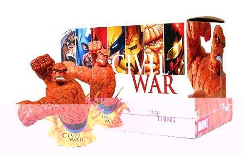 Prannoi Marvel Universe: 'Civil War' Thing Bust