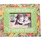 Glory Haus Floral Favorite Things Frame, 10 by 12-Inch