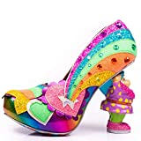 Irregular Choice 'I Just Gnome It' Family Reunion Heels - 8