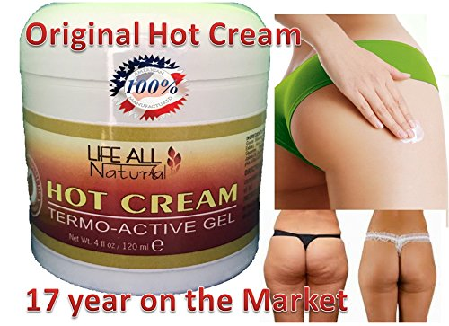 hot cream life all Natural American Hot Cream 4 oz Excessive