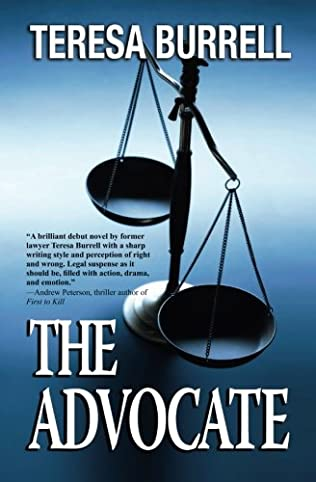 book cover of The Advocate