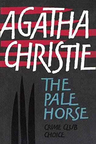 book cover of The Pale Horse