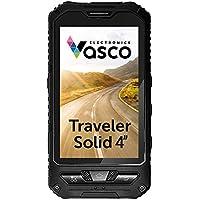 Vasco Traveler Solid 4: Speech Translator, GPS, Mobile, Guide - Waterproof, Shockproof, Dustproof