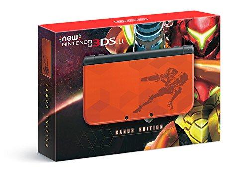 ニンテンドーストア限定 Newニンテンドー 3DS LL サムスエディション B075MW8KTB