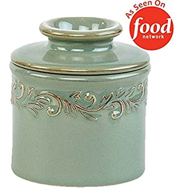 The Original Butter Bell Crock by L. Tremain, Antique Collection - Sea Spray