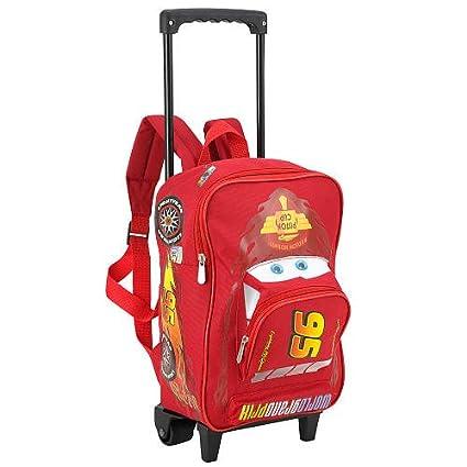 011623b8bfac Amazon.com: Disney Pixar Cars 2 - 12 inch Roller Bag - Lightning ...