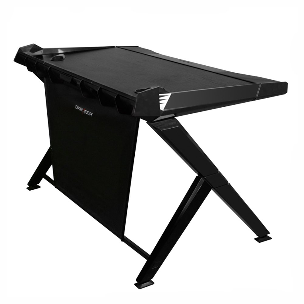 DXRacer Black Gaming Desk - DXR GD/1000/N