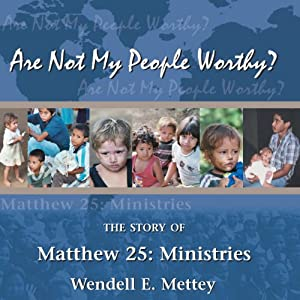 Are Not My People Worthy Audiobook