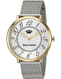 Women's 'LA ULTRA SLIM' Quartz Gold Casual Watch(Model: 1901558)