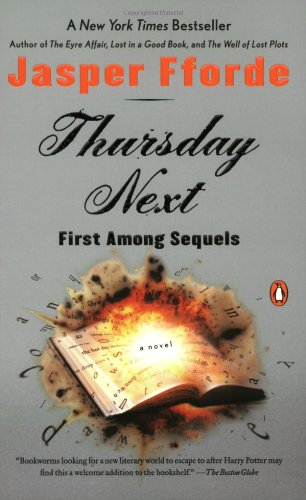 First Among Sequels (Thursday Next, Book 5)