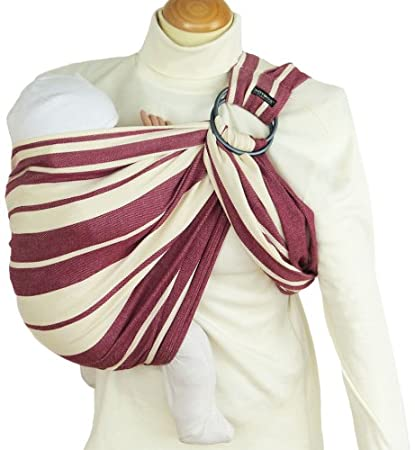 Amazon.com   Didymos Echarpe de Portage Didysling Standard Rouge   Baby a929a4028cf