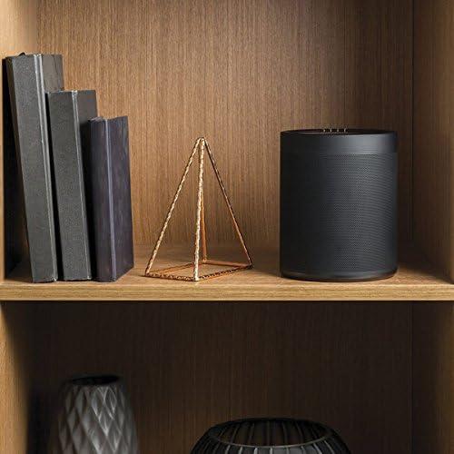 Yamaha WX-021BL MusicCast 20 Wireless Speakers – Pair (Black) 51OU7M 2Bom9L