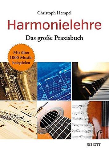 Harmonielehre  Das Große Praxisbuch