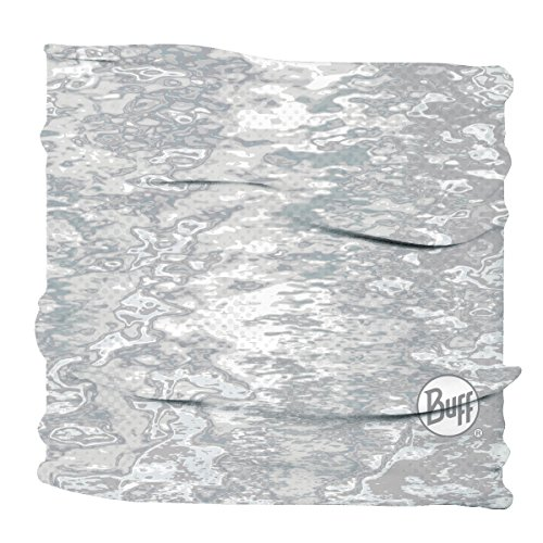BUFF Unisex UV Multifunctional Headband, Pelagic Camo White, OSFM