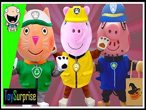 Peppa Pig Masquerade