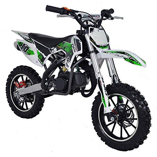 FunBikes MXR 50cc 61cm kids Mini Dirt Bike 7 different designs (Plain...